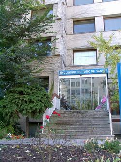 Клиника Парк де Ванв - Париж